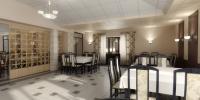 Restoran ''Karaula'' - idejni projekat
